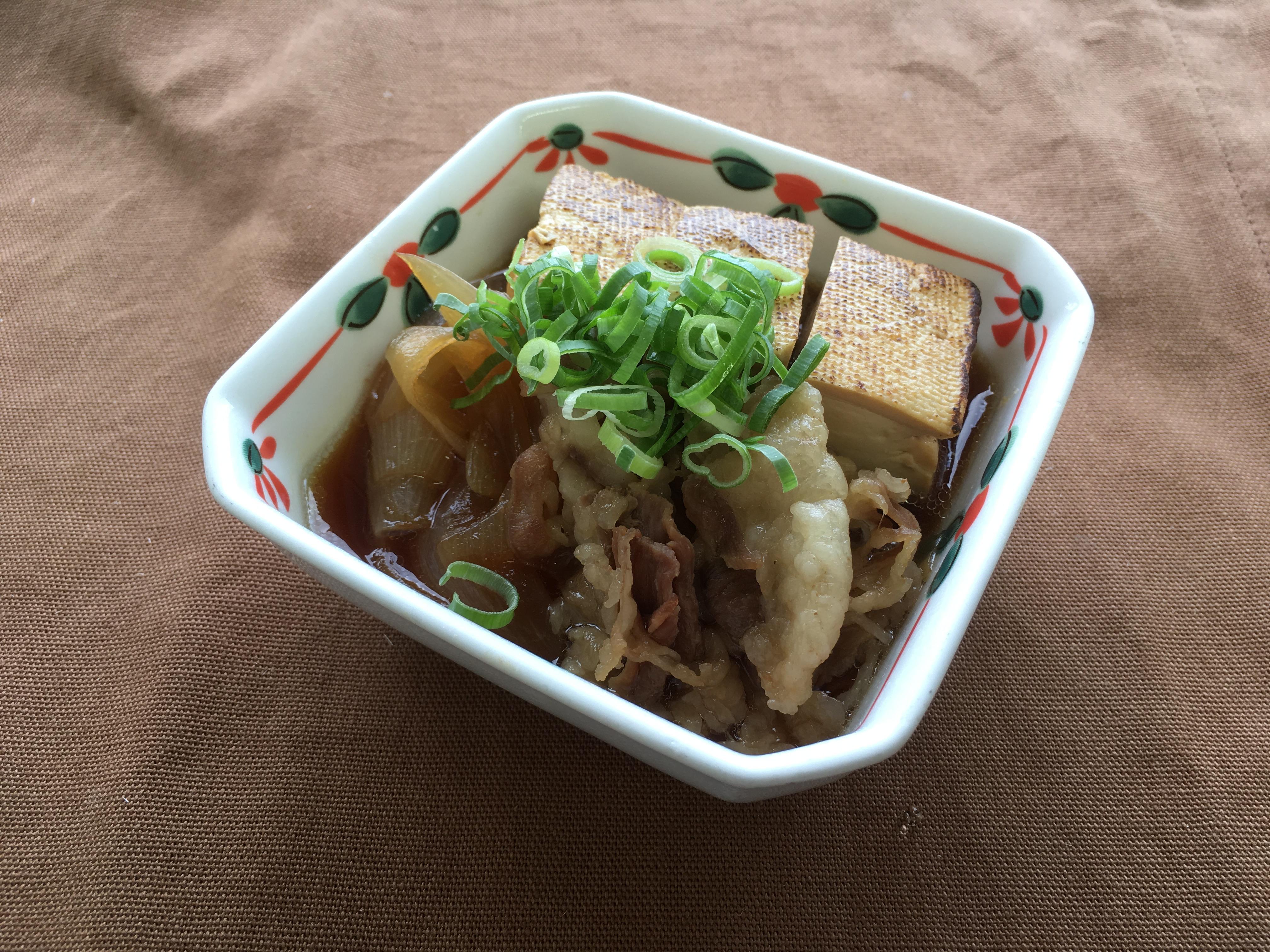 mini肉豆腐