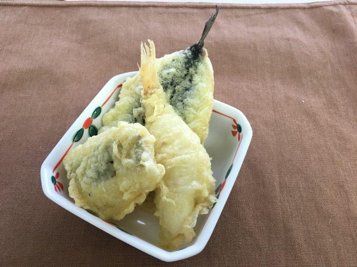 miniお魚天盛(土日祝日)