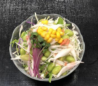 8品目の春サラダ