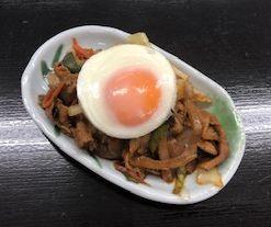 亀山味噌豚カルビ焼