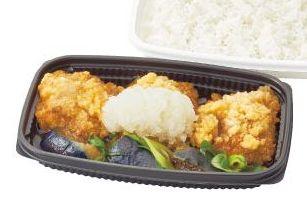 鶏竜田おふくろ煮弁当